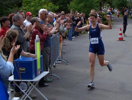 Die letzten Meter zum Europameister-Titel