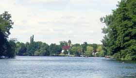 Der Motzener See