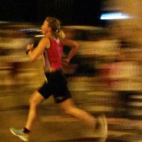 Katrin Burow belegt den 1. Platz im Volkslauf der - Milla de San Diego - in Gran Tarajal / Fuerteventura 2015